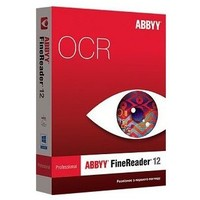 ПО Abbyy FineReader 12 Professional Edition, BOX (AF12-1S1B01-102). Интернет-магазин Vseinet.ru Пенза