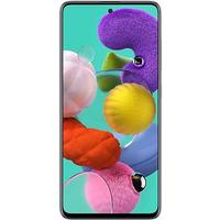 Смартфон Samsung Galaxy A51, 4096Мб/64Гб, 2 SIM, черный. Интернет-магазин Vseinet.ru Пенза