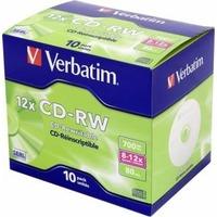 Диск CD-RW Verbatim 700Mb 12x DataLife+ (10шт) 43148. Интернет-магазин Vseinet.ru Пенза