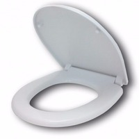 Сиденье для унитаза белое. Интернет-магазин Vseinet.ru Пенза