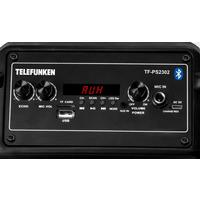 Фото Микросистема Telefunken TF-PS2302 черный 60Вт/FM/USB/BT/SD. Интернет-магазин Vseinet.ru Пенза