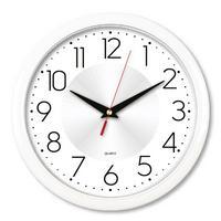 Фото Часы настенные аналоговые Бюрократ WallC-R69P белый. Интернет-магазин Vseinet.ru Пенза