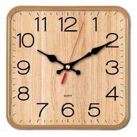 Фото Часы настенные аналоговые Бюрократ WallC-S62P бежевый. Интернет-магазин Vseinet.ru Пенза