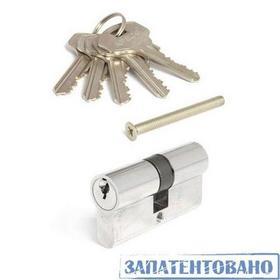 Фото Цилиндровый механизм 60-Z-NI. Интернет-магазин Vseinet.ru Пенза