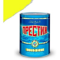 """Эмаль ПФ-115 (Желтая 0,9 кг) (14шт.в кор.) """"ПРЕСТИЖ"""". Интернет-магазин Vseinet.ru Пенза"""