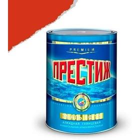 """Фото Эмаль ПФ-115 (Красная 1,9 кг) """"ПРЕСТИЖ"""". Интернет-магазин Vseinet.ru Пенза"""