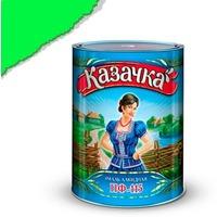 """Эмаль ПФ-115 салатовая 0,9 кг. """"КАЗАЧКА"""". Интернет-магазин Vseinet.ru Пенза"""