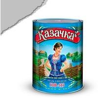"""Эмаль ПФ-115 серая 1,9 кг. """"КАЗАЧКА"""". Интернет-магазин Vseinet.ru Пенза"""