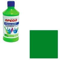 Краска колор Ореол зеленое яблоко 0,725. Интернет-магазин Vseinet.ru Пенза