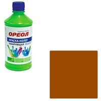 Краска колор Ореол шоколад 0,725. Интернет-магазин Vseinet.ru Пенза