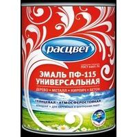 """Эмаль """"Расцвет"""" """"Универсальная"""" белая 2,7 кг.. Интернет-магазин Vseinet.ru Пенза"""