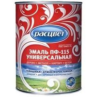 """Эмаль """"Расцвет"""" """"Универсальная"""" зеленая 2.7 кг.. Интернет-магазин Vseinet.ru Пенза"""