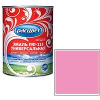 """Эмаль """"Расцвет"""" """"Универсальная"""" розовая 0.9 кг.. Интернет-магазин Vseinet.ru Пенза"""