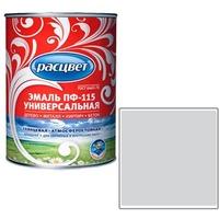 """Эмаль """"Расцвет"""" """"Универсальная"""" серая 0,9 кг.. Интернет-магазин Vseinet.ru Пенза"""