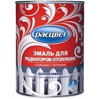 """Эмаль """"Расцвет"""" алкидная для радиаторов 1 кг.. Интернет-магазин Vseinet.ru Пенза"""