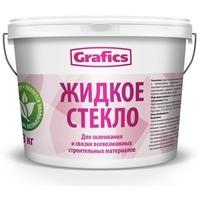 Жидкое стекло 3кг. GRAFICS. Интернет-магазин Vseinet.ru Пенза