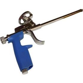 """610 Пистолет для пены """"Стандарт"""" синяя ручка 1/24"""