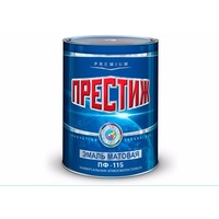 "Эмаль ПФ-115 (Салатная 10 кг) ""ПРЕСТИЖ"". Интернет-магазин Vseinet.ru Пенза"