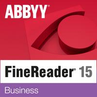 Фото ПО Abbyy FineReader 15 Business box (AF15-2S1B01-102). Интернет-магазин Vseinet.ru Пенза