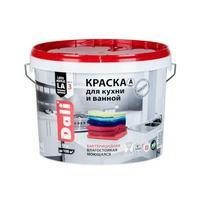"""Фото """"DALI"""" краска для кухни и ванной 9л.База С (20119). Интернет-магазин Vseinet.ru Пенза"""