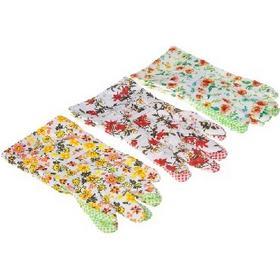 Фото INBLOOM Перчатки садовые х/б ткань с ПВХ точкой, 9 размер, 23см, 30гр 188-036. Интернет-магазин Vseinet.ru Пенза