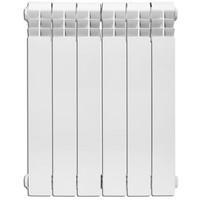 Радиатор алюминиевый KONNER LUX 80/500, 4 секции. Интернет-магазин Vseinet.ru Пенза