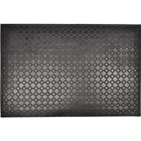 Коврик резиновый зеро (400х600 мм) черный тип. КА 114-1. Интернет-магазин Vseinet.ru Пенза