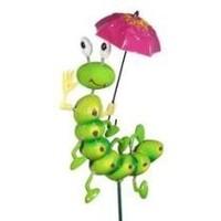 """Штекер садовый Park """"Гусеница с зонтиком"""" GS-51-СWU. Интернет-магазин Vseinet.ru Пенза"""
