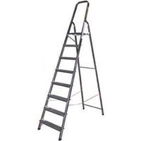 АМ708 Лестница-стремянка алюмин.матовая 8-ступ.. Интернет-магазин Vseinet.ru Пенза