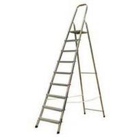 АМ709 Лестница-стремянка алюмин.матовая 9-ступ.. Интернет-магазин Vseinet.ru Пенза