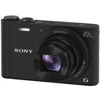 Фотоаппарат Sony Cyber-shot DSC-WX350, 18.2Mpix, 20x/4x, Black. Интернет-магазин Vseinet.ru Пенза