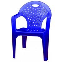 Кресло ЗПИ Альтернатива М2611 синий. Интернет-магазин Vseinet.ru Пенза