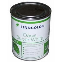 OASIS SUPER WHITE краска для потолков 0,9л.. Интернет-магазин Vseinet.ru Пенза