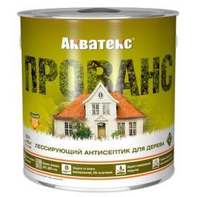 Фото Акватекс ПРОВАНС (лессирующий антисептик для дерева) 0,75 л (бесцветный) (81931). Интернет-магазин Vseinet.ru Пенза
