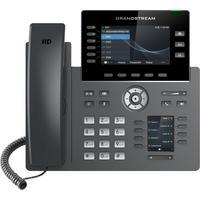 Фото Телефон IP Grandstream GRP-2616 черный. Интернет-магазин Vseinet.ru Пенза