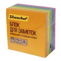 Фото Упаковка блоков самоклеящихся SILWERHOF 682157-00 682157-00 76x76. Интернет-магазин Vseinet.ru Пенза