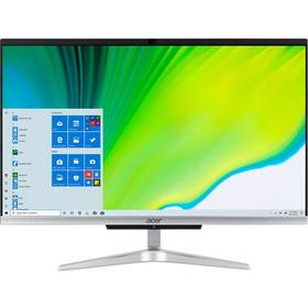 "Фото Моноблок Acer Aspire C24-963 23.8"" Full HD i5 1035G1 (1)/8Gb/1Tb 5.4k/UHDG/CR/Windows 10 Professional/GbitEth/WiFi/BT/65W/клавиатура/мышь/серебристый 1920x1080. Интернет-магазин Vseinet.ru Пенза"