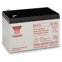 Батарея Yuasa NP12-12 12V/12AH. Интернет-магазин Vseinet.ru Пенза