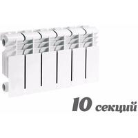 Радиатор биметаллический KONNER 100/200 10 секц.. Интернет-магазин Vseinet.ru Пенза