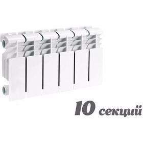 Радиатор биметаллический KONNER 100/200 10 секц.