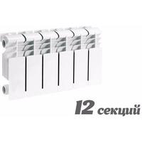 Радиатор биметаллический KONNER 100/200 12 секц.. Интернет-магазин Vseinet.ru Пенза