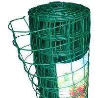 Садовая решетка Протэкт 90 х 100 10м зеленый. Интернет-магазин Vseinet.ru Пенза