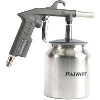 Фото Пистолет пескоструйный для пневмоинструмента PATRIOT GH 166А [830902031]. Интернет-магазин Vseinet.ru Пенза