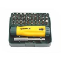 Набор Kraftool 26142-H32 Отвертка реверсивная с битами и адаптером, Cr-V, 32 предмета. Интернет-магазин Vseinet.ru Пенза