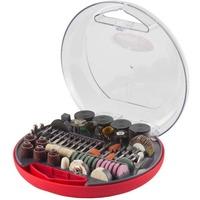 Набор мини-насадок Зубр 35900-H180 для гравировальных машин, 180 предметов. Интернет-магазин Vseinet.ru Пенза