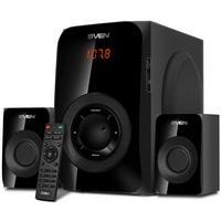 Фото Колонки Bluetooth SVEN MS-2020, 2.1, черный [sv-018788]. Интернет-магазин Vseinet.ru Пенза