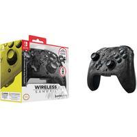 Фото Беспроводной контроллер NINTENDO Faceoff, для Nintendo Switch, черный камуфляж. Интернет-магазин Vseinet.ru Пенза