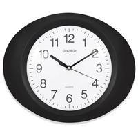 Фото Часы настенные кварцевые ENERGY модель EC-04 овальные (009304). Интернет-магазин Vseinet.ru Пенза