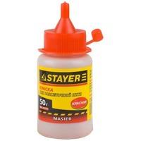 Краска Stayer 0640-2 z01 для разметочных шнуров, красная, 50г. Интернет-магазин Vseinet.ru Пенза