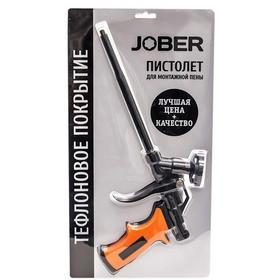"""Фото Пистолет для монтажной пены """"Jober"""" тефлон профи (271010). Интернет-магазин Vseinet.ru Пенза"""